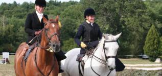 THE MYOPIA HORSE SHOW –  SIDEWAYS!