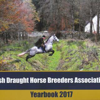 IRISH DRAUGHT HORSE BREEDERS ASSOCIATION YEARBOOK 2017